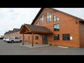 Rice Lake, Висконсин: AmeriVu Inn & Suites