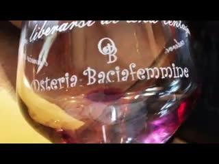 Scheggino, Italien: Osteria Baciafemmine