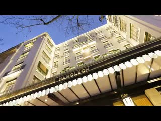 Hotel Napoleon Paris: Hotel Napoléon Paris