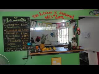 San Juanillo, Costa Rica: La Sodita