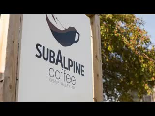 Keene Valley, NY: SubAlpine Coffee