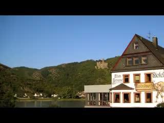 Sankt Goar, เยอรมนี: Weinhotel Landsknecht