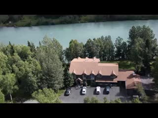 Alaska Fishing Lodge - Soldotna Bed and Breakfast Lodge