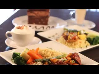 Brantford, Canadá: Symposium Cafe Restaurant & Lounge