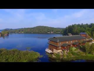Saranac Lake, NY: Ampersand Bay Resort & Boat Club