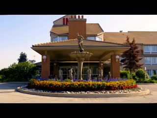 Oakville, Kanada: Hotel Grounds and Amenities