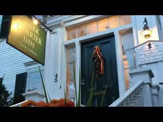 Newburyport, MA: Clark Currier Inn