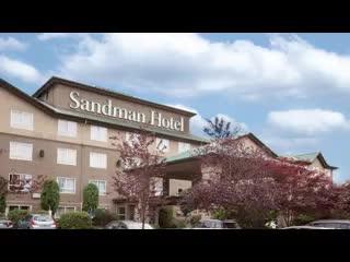 Langley City, Canada: Sandman Hotel - Langley
