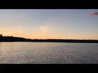 Flin Flon, Canada: Trip Across Lake Athapapuskow