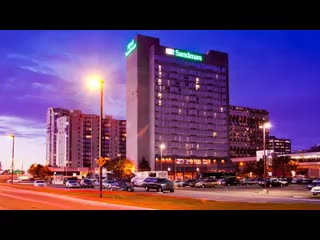 Longueuil, كندا: Sandman Hotel Montreal-Longueuil