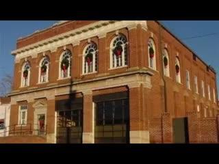 Rutherfordton, นอร์ทแคโรไลนา: The Firehouse Inn