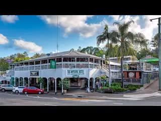 Eumundi, Australia: Imperial Hotel