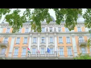 Corinthia Hotel Budapest - perfect for both exploration and relaxation