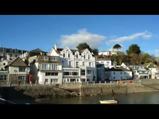 St Mawes, UK: The Ship and Castle Hotel