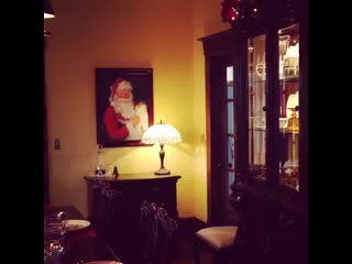 Port Colborne, Canada: Christmas Dining Room