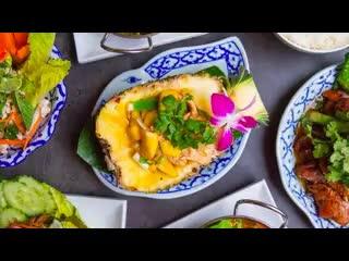 Ixelles, Belgia: Poh Refined Thai Cuisine
