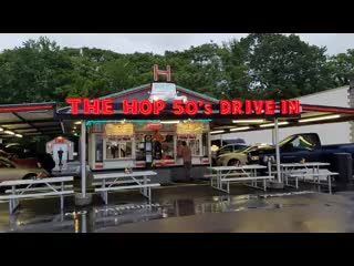 The Hop 50's Drive In