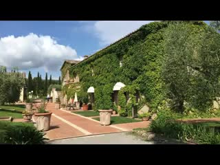 Sarteano, Italy: Agriturismo La Sovana
