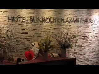โรงแรมซันรูท พลาซ่า ชินจูกุ: virtual_tour