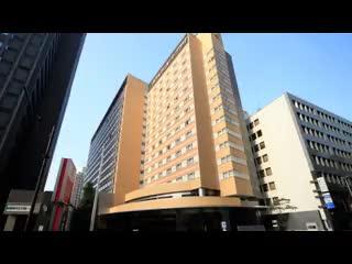 โรงแรมซันรูท พลาซ่า ชินจูกุ: Hotel Sunroute Plaza Shinjuku