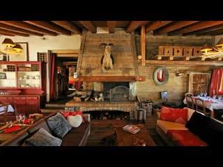Montchavin, Frankrijk: Le Chalet du Friolin (Restaurant d'Altitude)