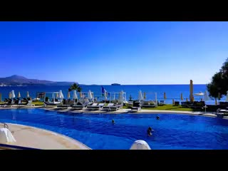 Kalami, Grecia: Kiani Beach Resort Family All Inclusive