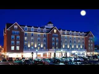 Salem Waterfront Hotel Room Service