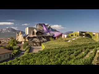 Hotel marques de riscal a luxury collection hotel for Calle marques de riscal
