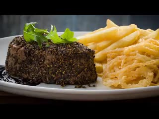 Bloubergstrand, Südafrika: Golden Bay Spur Steak Ranch
