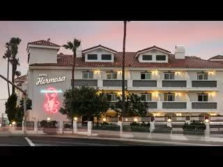 เฮอร์โมซาบีช, แคลิฟอร์เนีย: Hotel Hermosa