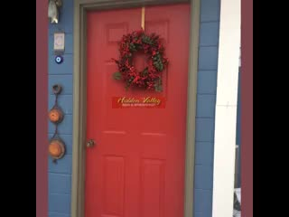 Hidden Valley Bed and Breakfast: Preparing for Holidays 2017