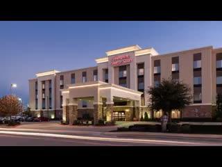 เบอร์ลีสัน, เท็กซัส: Hampton Inn & Suites Ft. Worth - Burleson