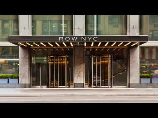 Row Nyc Hotel 99 1 5 4 Updated 2018 Prices Reviews New York City Tripadvisor