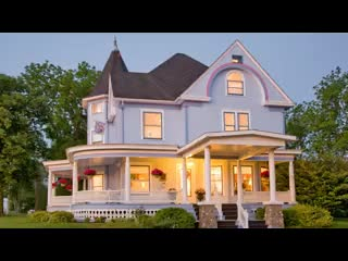 Allegan, MI: Castle in the Country Bed & Breakfast Inn