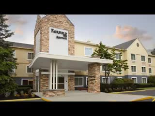 Scarborough, ME: Fairfield Inn Portland Maine Mall