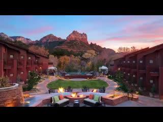 Kimpton Amara Resort Spa Video Of Amara Resort Spa Sedona