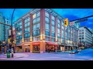 Opus Hotel Vancouver Parking