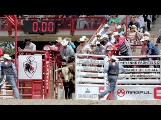 ไซแอนน์, ไวโอมิง: Cheyenne Frontier Days