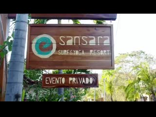 Sansara Surf & Yoga Resort : Welcome to Sansara