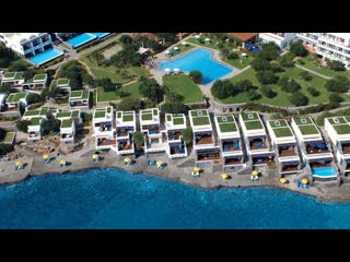 Elounda Beach Hotel Villas Video Of