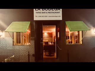 Holetown, Barbados: La Bodega Tapas Bar & Restaurant