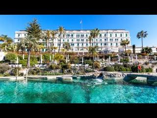 Royal Hotel Sanremo Video Of Royal Hotel Sanremo Tripadvisor