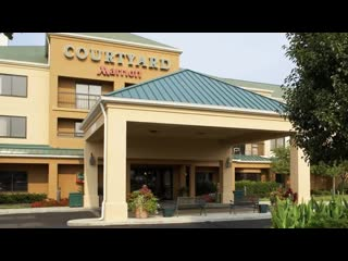 Courtyard Newark Granville: Courtyard Newark Granville