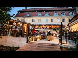 นอร์เชอปิง, สวีเดน: Restaurang Pappa Grappa/Matbaren/Terrassen