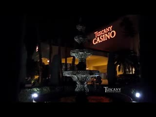 Tuscany Suites & Casino: Meet Me at the Tuscany!