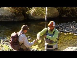 Fly Fishing Sierra Nevada - Video of Lake Tahoe (California