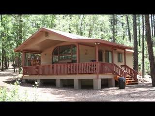 Pinetop-Lakeside, อาริโซน่า: Northwoods Resort Cabins