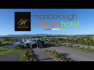 Marlborough Vintners Hotel: A view from above