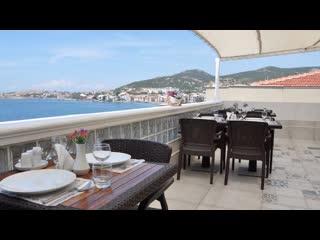 Foca, ตุรกี: Hotel Karacam