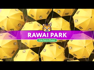 Rawai VIP Villas, Kids Park & Spa: Rawai Park for kids and parents for any weather